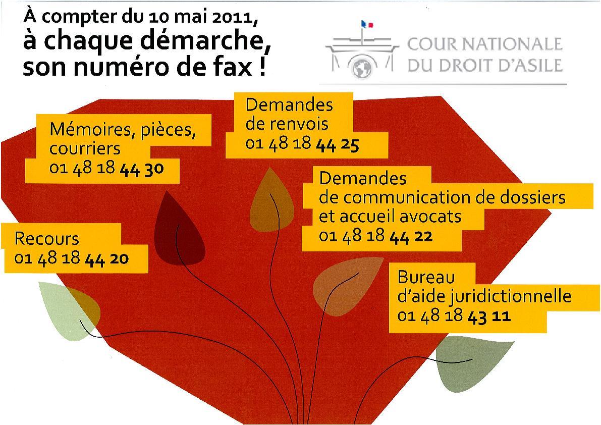 Cnda Acces Et Contacts